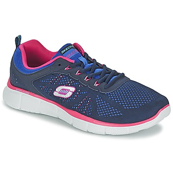 Chaussures-de-sport Skechers EQUALIZER Marine