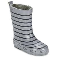 Chaussures Enfant Bottes de pluie Be Only TIMOUSS Gris