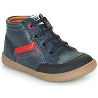 Chaussures Garçon Baskets montantes GBB VIGO Marine