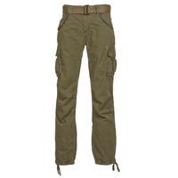 Vêtements Homme Pantalons cargo Schott BATTLE Kaki