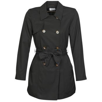 Vêtements Femme Trenchs Only ONLVALERIE Noir