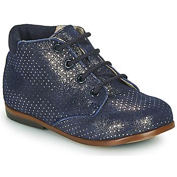 Chaussures Fille Boots GBB TACOMA Bleu