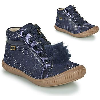 Chaussures Fille Baskets montantes GBB ISAURE Bleu