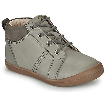 Chaussures Garçon Baskets montantes GBB NILS Gris