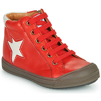 Chaussures Garçon Baskets montantes GBB KASSIO Rouge
