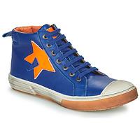 Chaussures Garçon Baskets montantes GBB OCALIAN Bleu