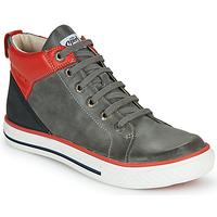 Chaussures Garçon Baskets montantes GBB MERINO Gris