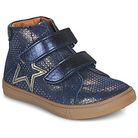Chaussures Fille Baskets montantes GBB MAYMA Bleu