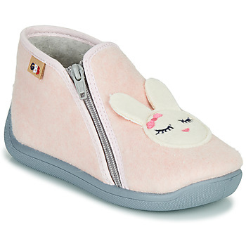 Chaussures Fille Chaussons GBB CORI Rose