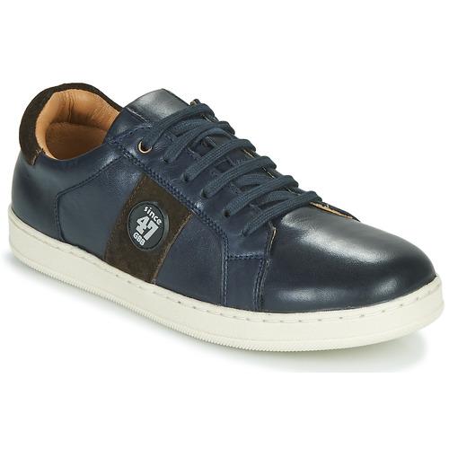 Chaussures Garçon Baskets basses GBB MIRZO Bleu