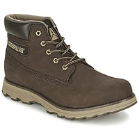 Chaussures Homme Boots Caterpillar FOUNDER Espresso