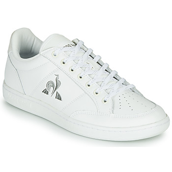 Chaussures Femme Baskets basses Le Coq Sportif COURT CLAY W Blanc