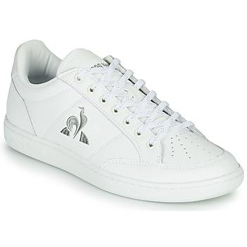 Chaussures Femme Baskets basses Le Coq Sportif COURT CLAY Blanc