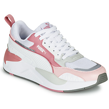Chaussures Femme Baskets basses Puma X-RAY 2 Blanc / Rose