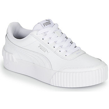 Chaussures Femme Baskets basses Puma CARINA LIFT Blanc