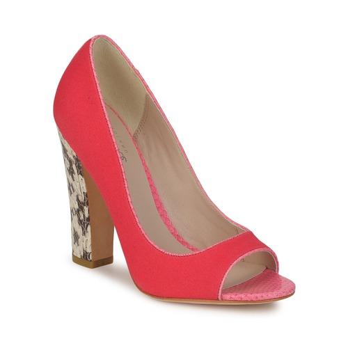 Chaussures Femme Escarpins Bourne FRANCESCA Corail