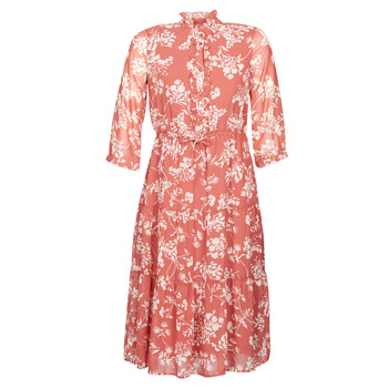 Vêtements Femme Robes longues Vero Moda VMDINO Orange