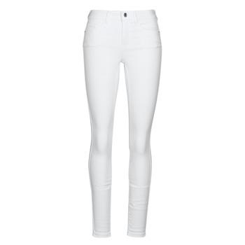 Vêtements Femme Jeans slim Vero Moda VMSEVEN Blanc