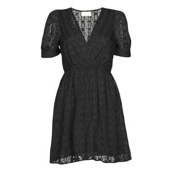 Vêtements Femme Robes courtes Moony Mood ACTINE Noir