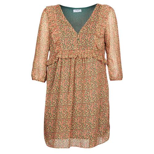 Vêtements Femme Robes courtes Betty London MOUTI Multicolor