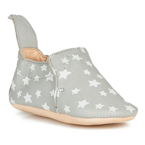 Chaussures Enfant Chaussons Easy Peasy BLUMOO Gris