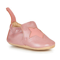Chaussures Enfant Chaussons Easy Peasy BLUMOO ETOILE Rose