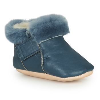 Chaussures Enfant Chaussons Easy Peasy FOUMOU Bleu