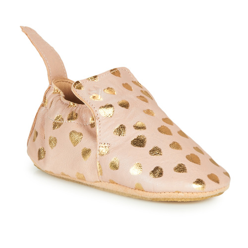 Chaussures Enfant Chaussons Easy Peasy BLUBLU Rose
