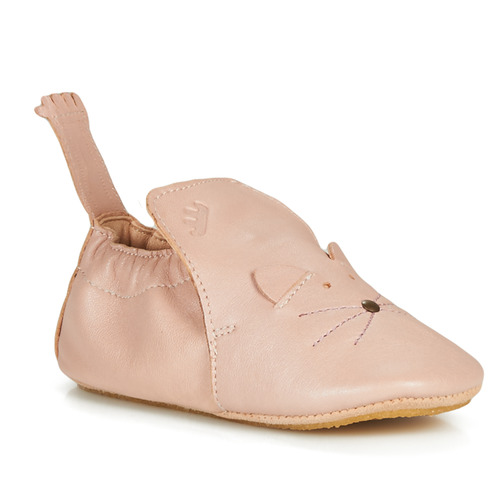 Chaussures Enfant Chaussons Easy Peasy BLUBLU CHAT Rose