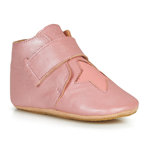 Chaussures Enfant Chaussons Easy Peasy KINY ETOILE Rose