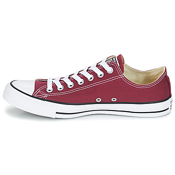 Converse CHUCK TAYLOR ALL STAR SEASONAL OX Bordeaux