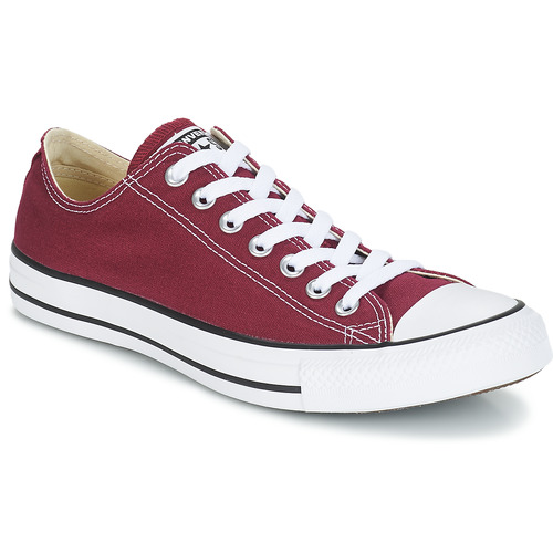 Chaussures Baskets basses Converse CHUCK TAYLOR ALL STAR SEASONAL  OX Bordeaux