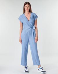 Vêtements Femme Combinaisons / Salopettes Vero Moda VMLAURA Bleu clair