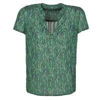 Vêtements Femme Tops / Blouses Ikks BR11055 Vert