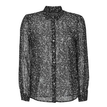 Vêtements Femme Chemises / Chemisiers Ikks BR12025 Noir