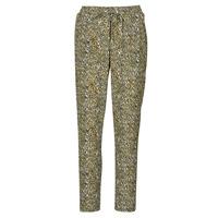 Vêtements Femme Pantalons fluides / Sarouels Ikks BR22005 Kaki