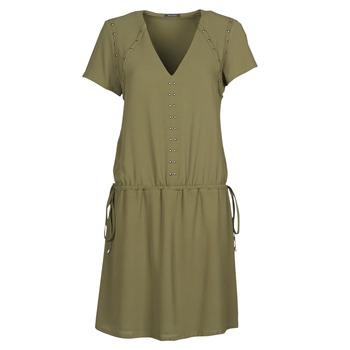 Vêtements Femme Robes courtes Ikks BR30015 Kaki