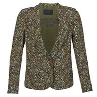 Vêtements Femme Vestes / Blazers Ikks BR40005 Kaki