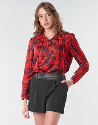 Vêtements Femme Tops / Blouses Ikks BR13085 Rouge