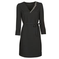 Vêtements Femme Robes courtes Ikks BR30265 Noir
