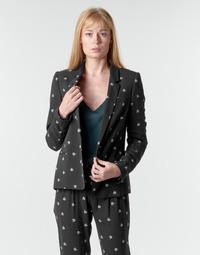 Vêtements Femme Vestes / Blazers Ikks BR40115 Noir