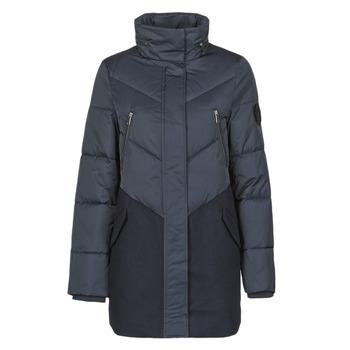 Vêtements Femme Doudounes Ikks BR45015 Marine
