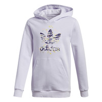 Vêtements Fille Sweats adidas Originals HOODIE Parme