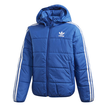 Vêtements Garçon Doudounes adidas Originals PADDED JACKET Bleu