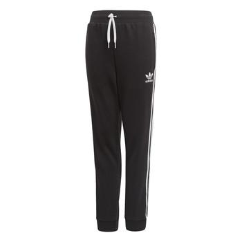 Vêtements Enfant Pantalons de survêtement adidas Originals TREFOIL PANTS Noir