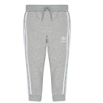 Vêtements Garçon Pantalons de survêtement adidas Originals TREFOIL PANTS Gris