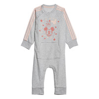 Vêtements Fille Pyjamas / Chemises de nuit adidas Performance INF DY MM ONE Blanc