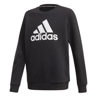Vêtements Garçon Sweats adidas Performance JB MH CREW Noir