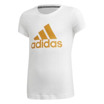 T-shirt enfant adidas YG MH BOS TEE