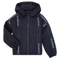 Vêtements Garçon Blousons Emporio Armani 6H4BL0-1NYFZ-0920 Marine